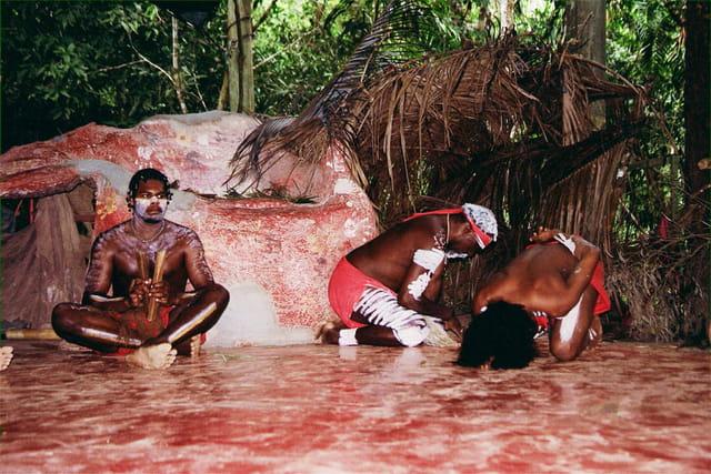 Spectacle aborigène