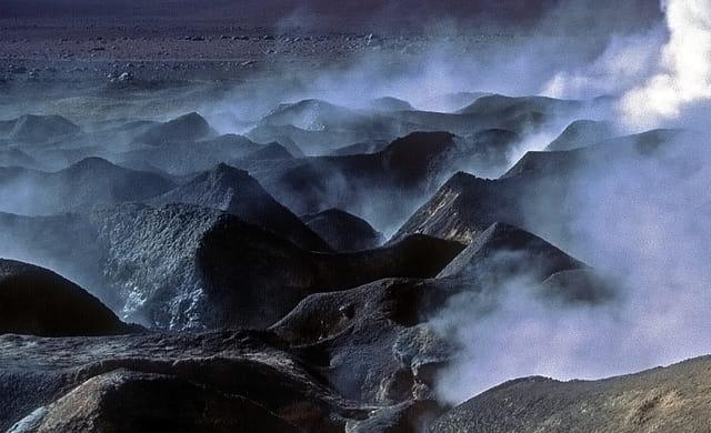 Spectacle d'enfer à 4850 m...