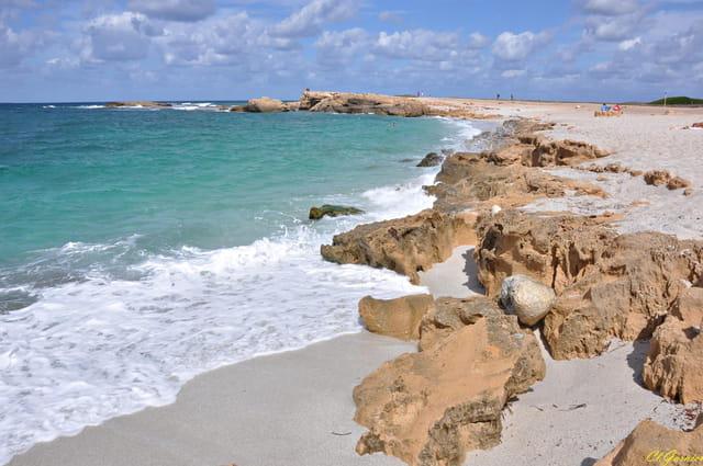 Spiaggia Is Arutas - Plage aux grains de riz 1