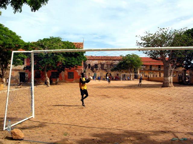 Sport au village