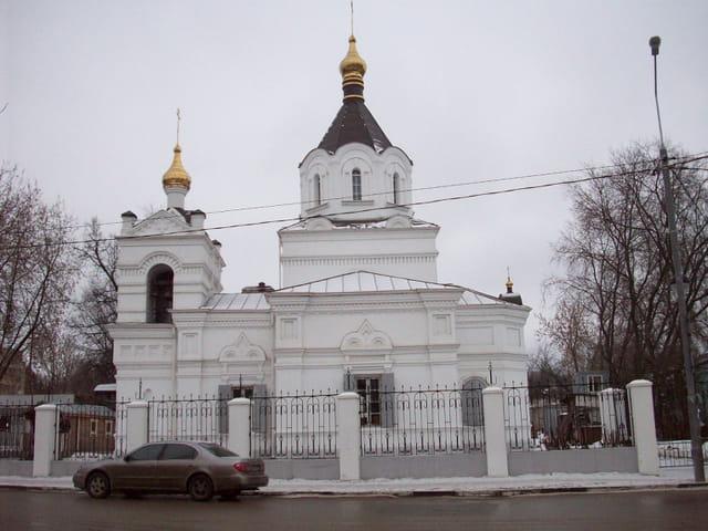 St-Alexander Nevsky Temple