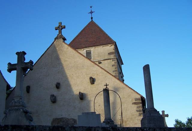 St Barthélemy à Montigny-St-Barthélemy