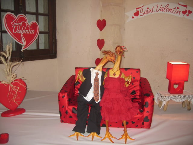 St valentin a festivolailles