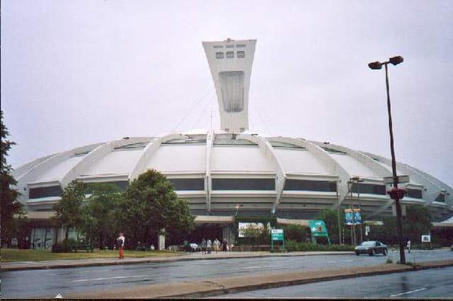Stade olympique de montr al par k vin philippot sur l - Salon de l habitation montreal stade olympique ...