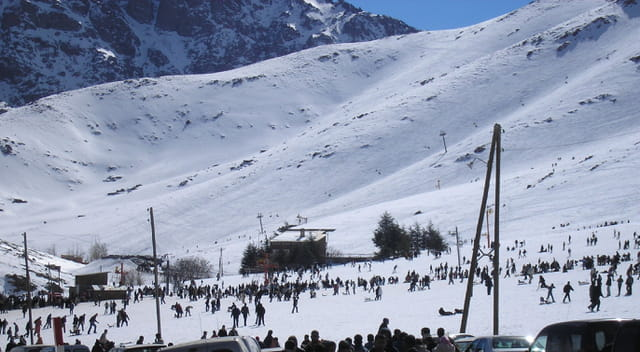 Station de ski Oukaiemeden