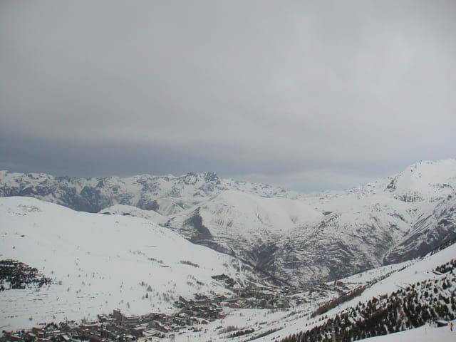 Station les Deux Alpes