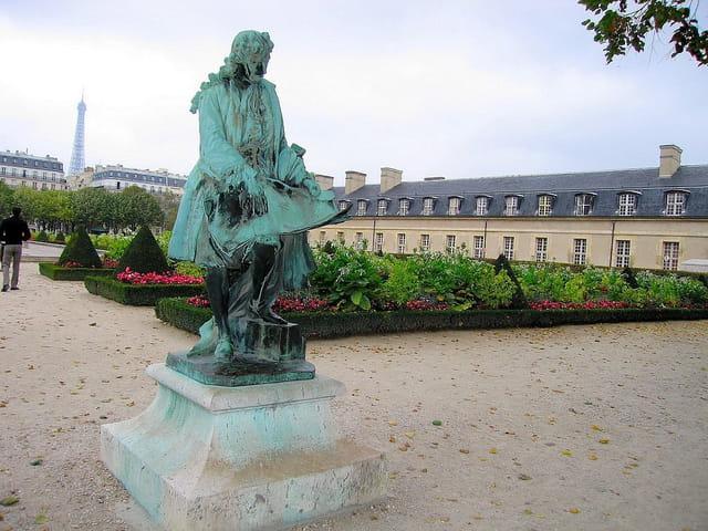 Statue aux Invalides
