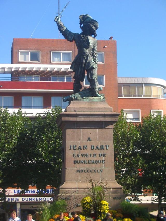 Statue de Jean Bart