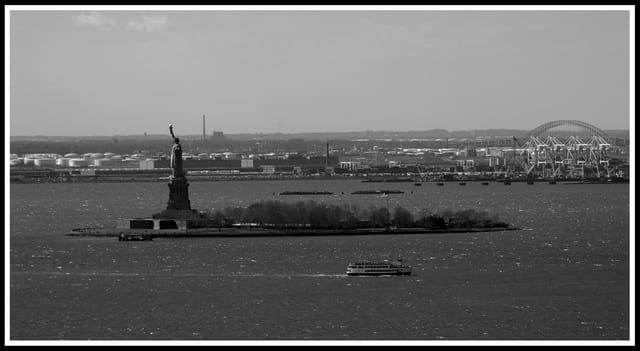 Statue de la liberte.