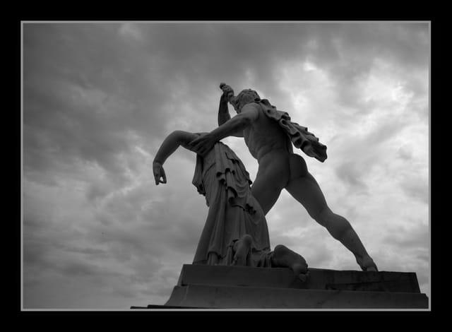 Statue du Chateau de Versailles 1