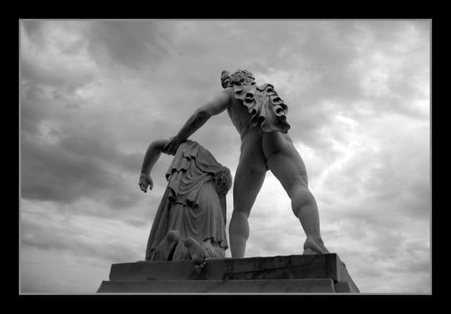 Statue du Chateau de Versailles 2