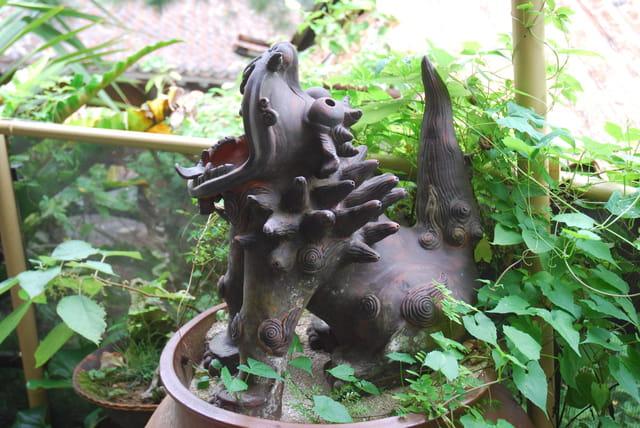 statue Japonaise