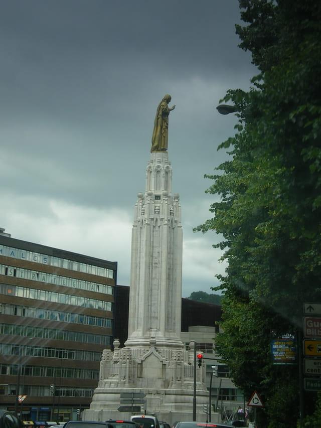 Statue Jesus