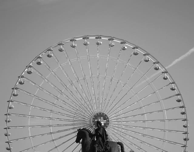 Statue royale