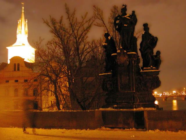 Statues - Prague