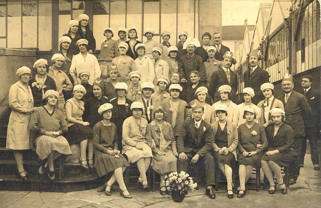 Ste Catherine en 1929