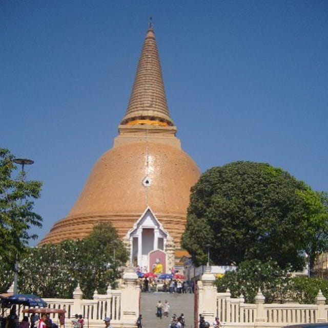 Stupa bouddhiste