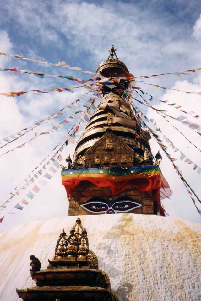Stupa de Soyambunath