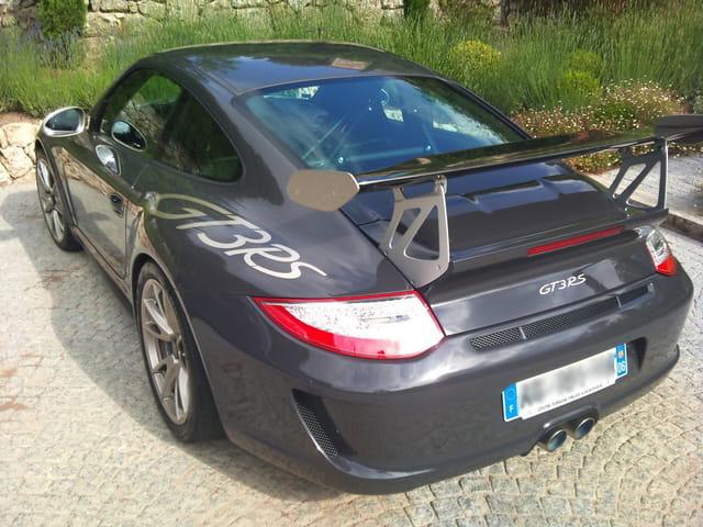 Sublime-car Porsche GT3 RS