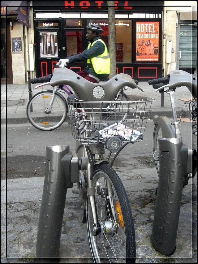 Succès conforté du Vélib'