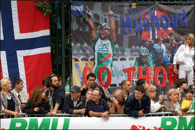 Supporters norvegiens