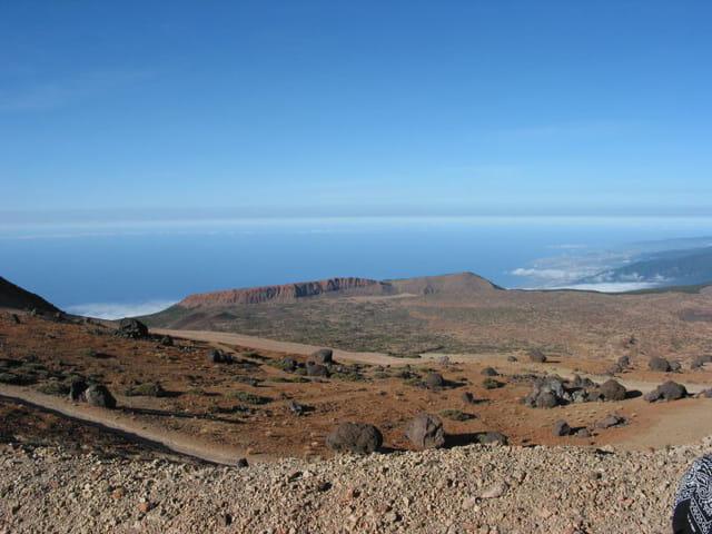 Sur la route du Pic du Teide