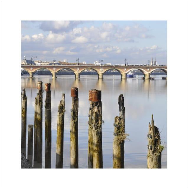 Sur les rives de la Garonne