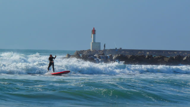 Surf à Carnon