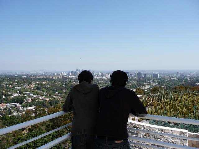 Surrounding L.A