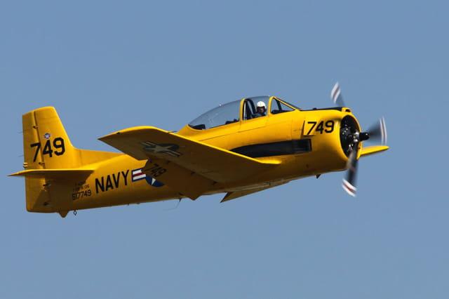 T28 jaune