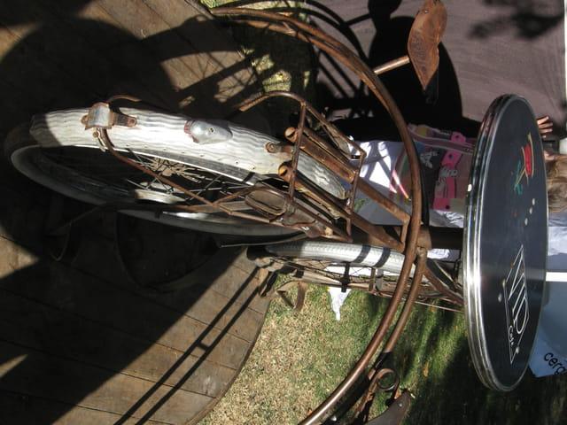 Table-vélo
