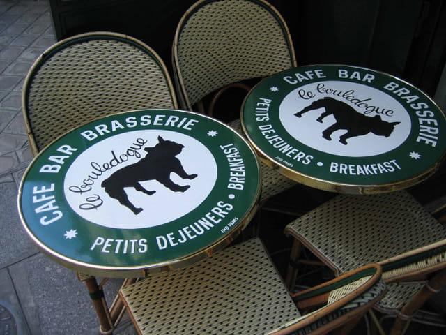 Tables d'un trocquet