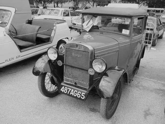 Tacot - Années 1940.