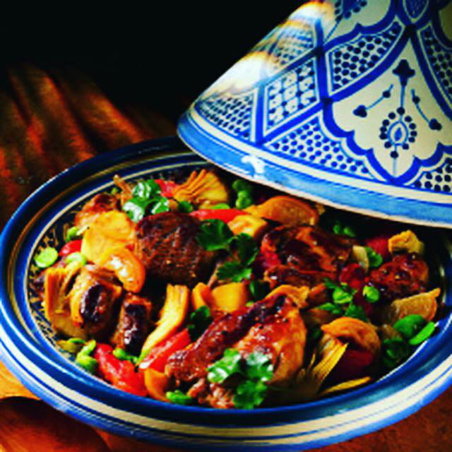Tagine du Riad la maison des épices à El jadida au Maroc