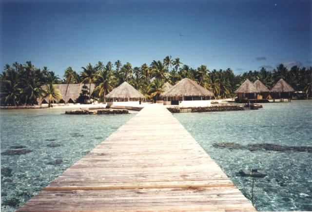Tahiti,le paradis