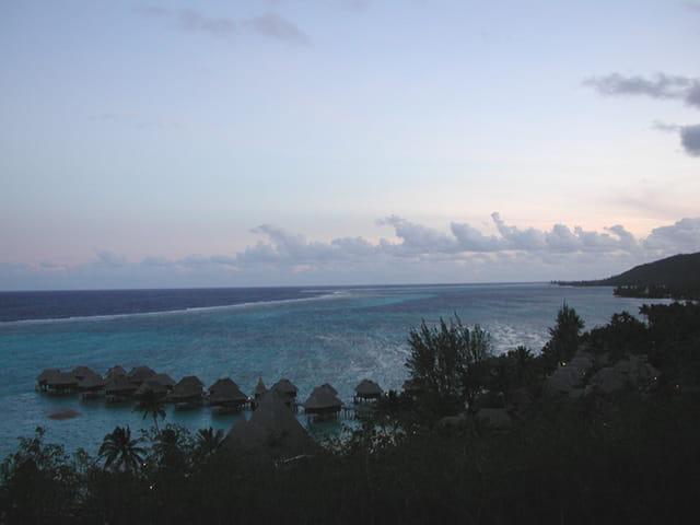 Tahiti nuit
