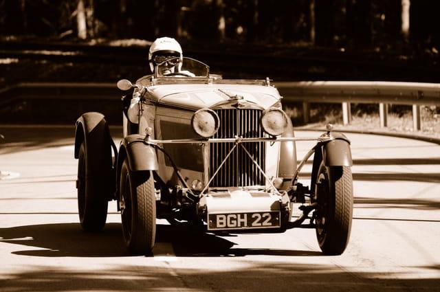 Talbot 105 Alpine Tourer (1934)