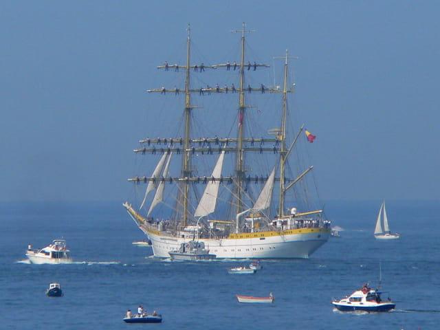 Tall ships' race 1