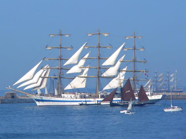 Tall ships' race 2