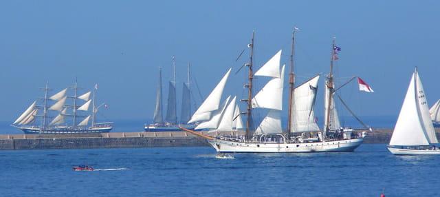 Tall ships' race 3