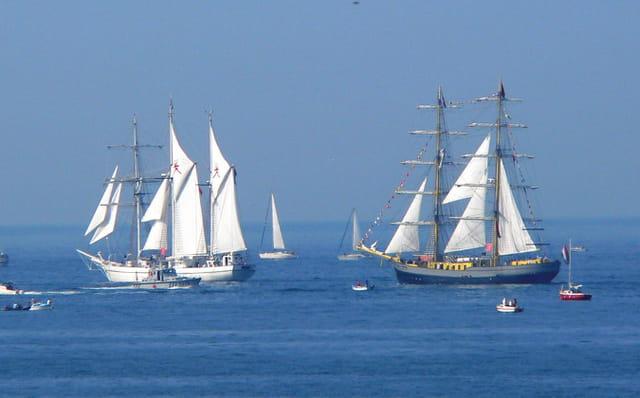 Tall ships' race 4