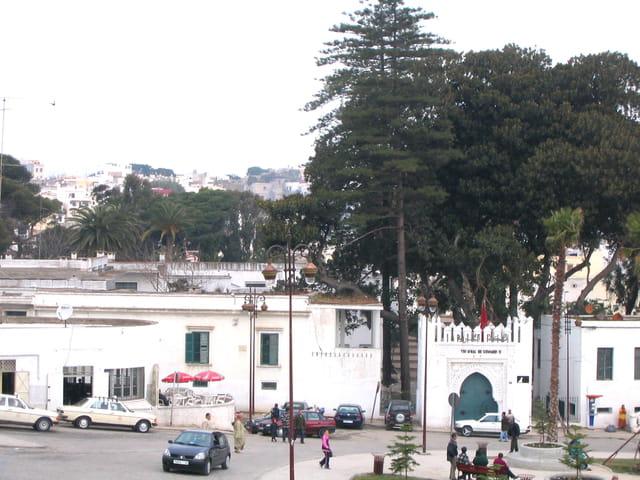 Tanger au Maroc
