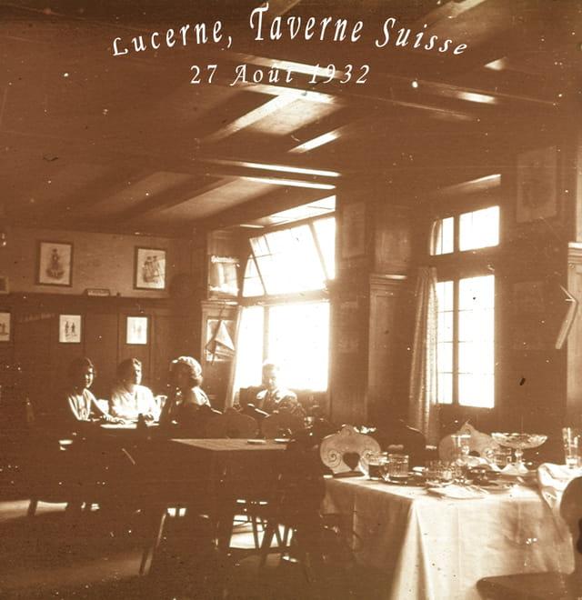 Taverne suisse
