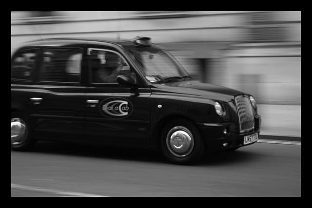 Taxi ...