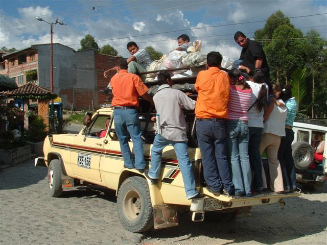 Taxi populaire