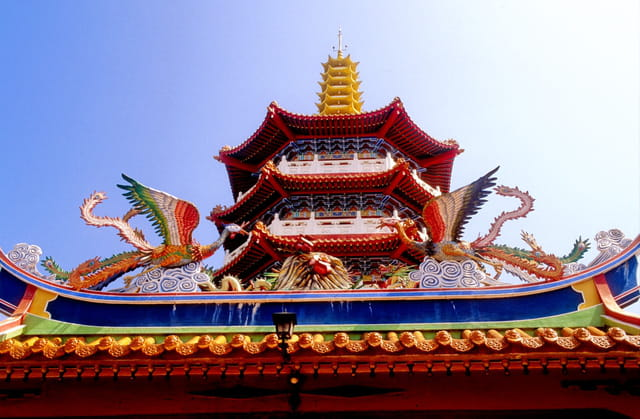 Temple chinois tua peh kong