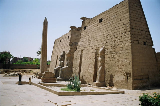 Temple d'amon- rê
