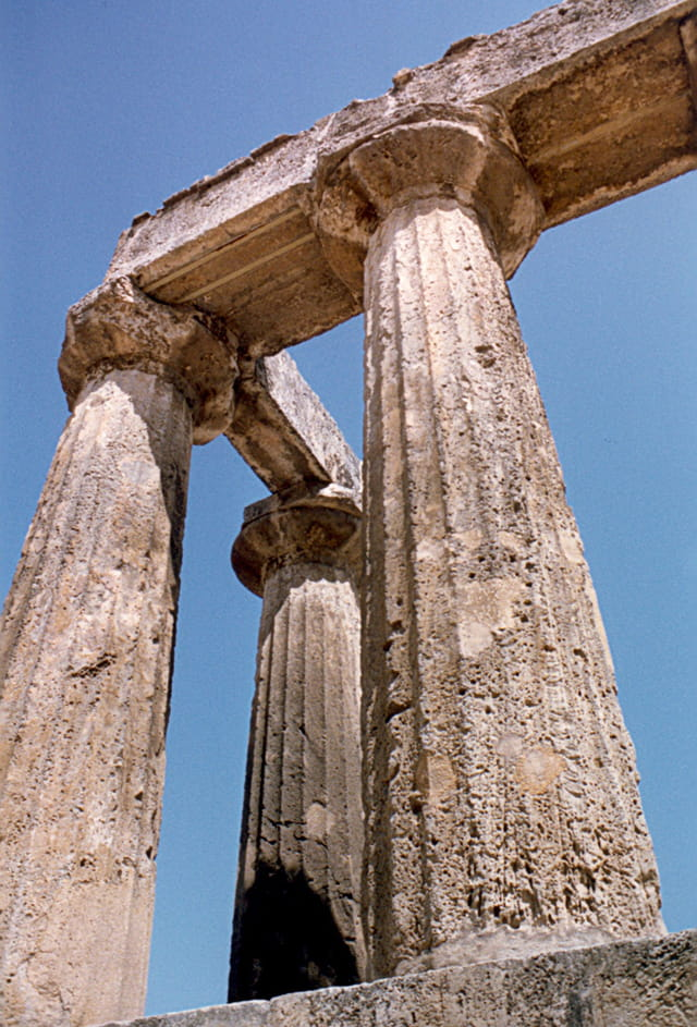 Temple d'Apollon (V° av JC)