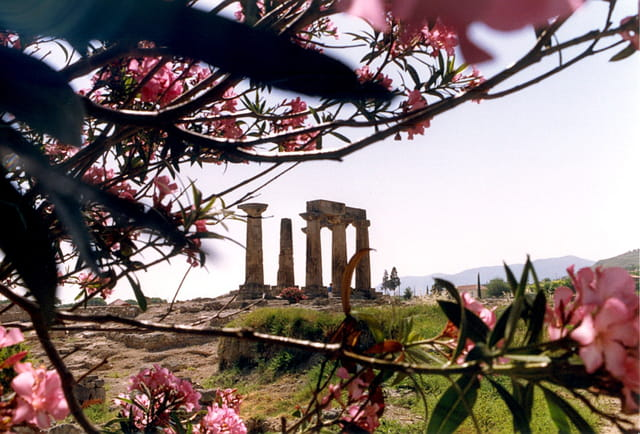 Temple d'Apollon (V° av JC)