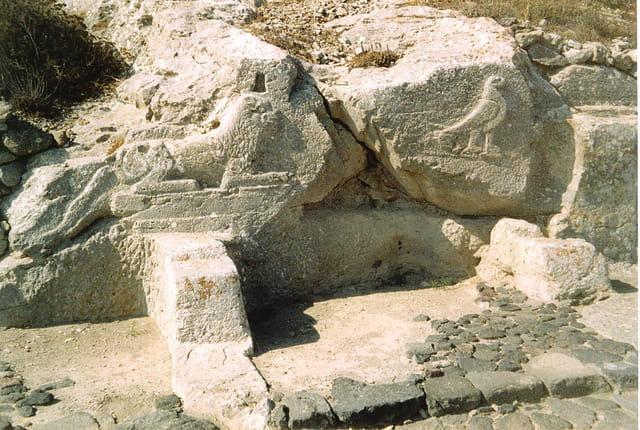 Temple d'artemidoros